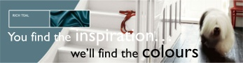 dulux - you find the inspiration, we'll find the paints